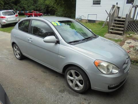 2007 Hyundai Accent for sale in Cream Ridge, NJ
