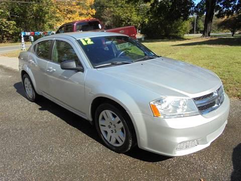2012 Dodge Avenger for sale in Cream Ridge, NJ