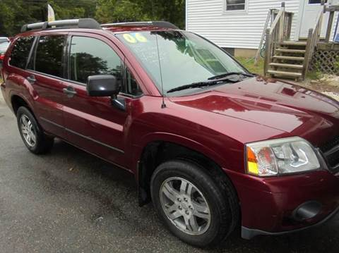 2006 Mitsubishi Endeavor for sale at NICOLES AUTO SALES LLC in Cream Ridge NJ