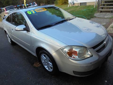 2007 Chevrolet Cobalt for sale at NICOLES AUTO SALES LLC in Cream Ridge NJ