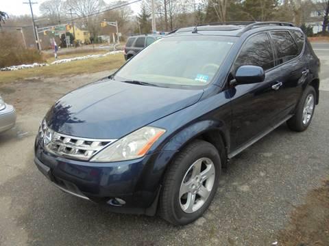2005 Nissan Murano for sale in Cream Ridge, NJ