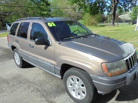 2001 Jeep Grand Cherokee for sale in Cream Ridge, NJ