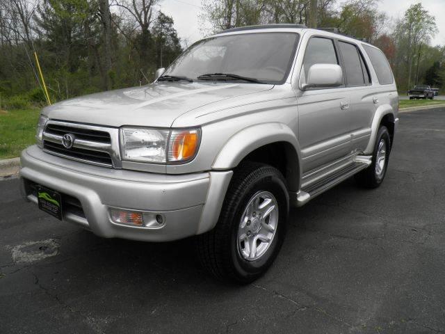 1999 Toyota 4Runner Limited 4WD   Lenoir NC