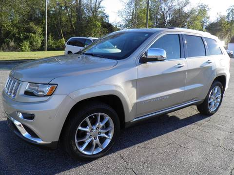 2014 Jeep Grand Cherokee for sale in Lenoir, NC