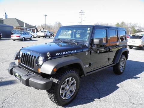 2013 jeep wrangler unlimited for sale in lenoir nc. Cars Review. Best American Auto & Cars Review