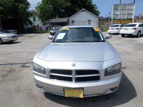 2010 Dodge Charger for sale at David Morgin Credit in Houston TX