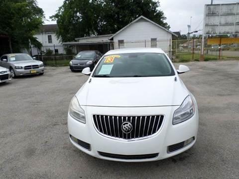 2013 Buick Regal for sale in Houston, TX