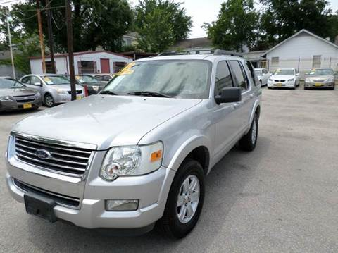 2010 Ford Explorer for sale at David Morgin Credit in Houston TX