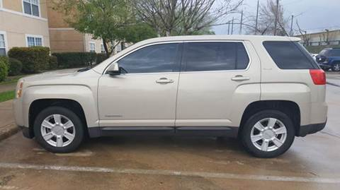 2010 GMC Terrain for sale at David Morgin Credit in Houston TX