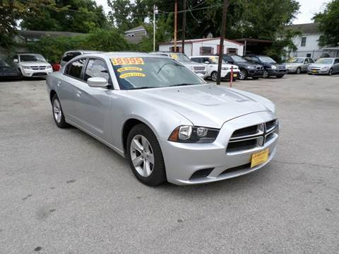 2012 Dodge Charger for sale at David Morgin Credit in Houston TX