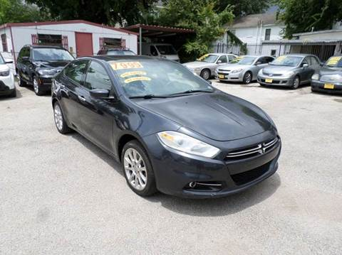 2013 Dodge Dart for sale at David Morgin Credit in Houston TX
