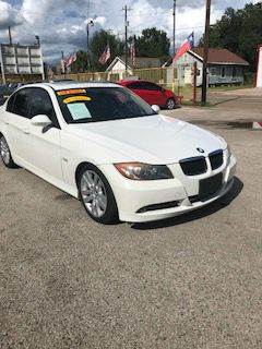 2008 BMW 3 Series for sale at David Morgin Credit in Houston TX