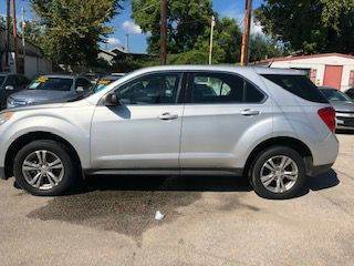 2011 Chevrolet Equinox for sale at David Morgin Credit in Houston TX