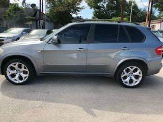2007 BMW X5 for sale at David Morgin Credit in Houston TX