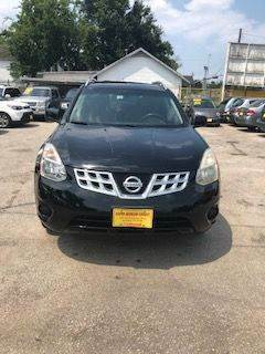 2008 Nissan Rogue for sale at David Morgin Credit in Houston TX