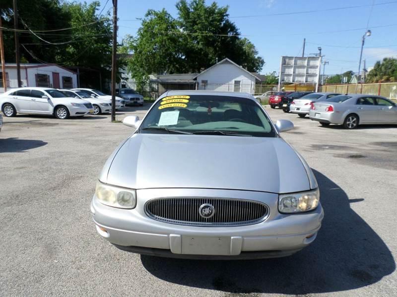 2000 Buick LeSabre for sale at David Morgin Credit in Houston TX