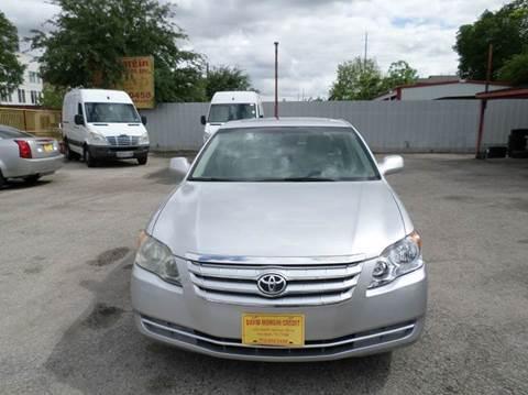 2008 Toyota Avalon for sale at David Morgin Credit in Houston TX