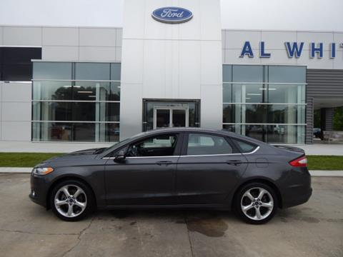 2016 Ford Fusion for sale in Manchester TN