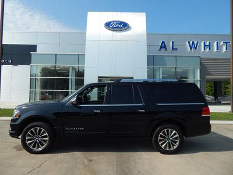 2017 Lincoln Navigator L for sale in Manchester TN