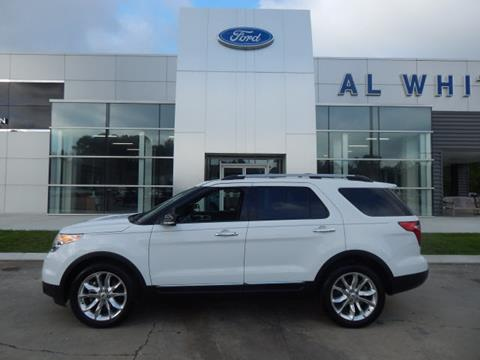 2015 Ford Explorer for sale in Manchester, TN