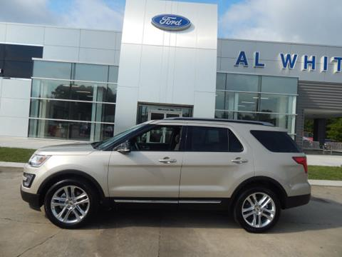 2017 Ford Explorer for sale in Manchester, TN