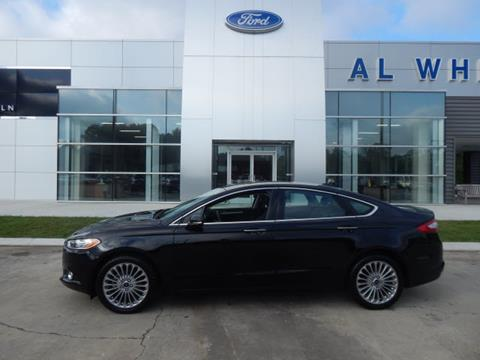 2016 Ford Fusion for sale in Manchester, TN