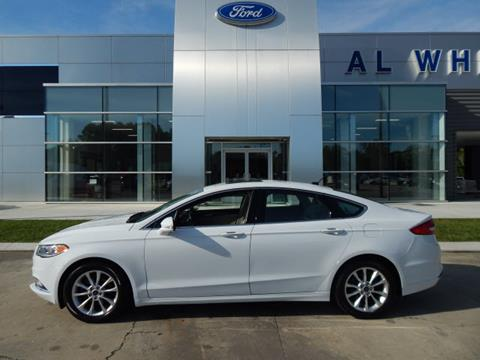 2017 Ford Fusion for sale in Manchester, TN
