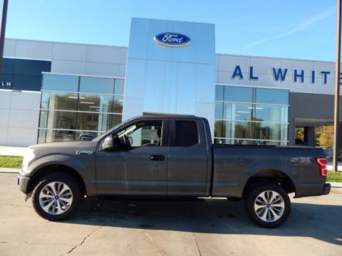 2018 Ford F-150 for sale in Manchester, TN