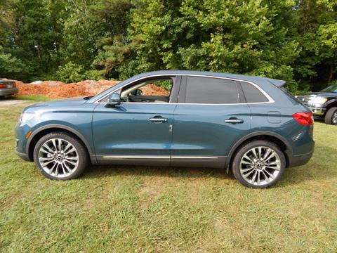 2016 Lincoln MKX for sale in Manchester TN