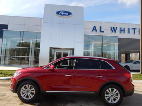2017 Lincoln MKX for sale in Manchester TN