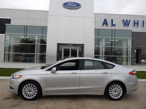2016 Ford Fusion Hybrid for sale in Manchester, TN