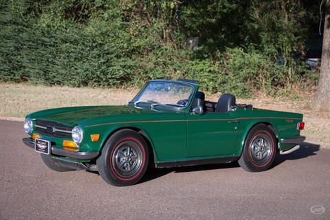 1969 Triumph TR6 for sale in Collierville, TN