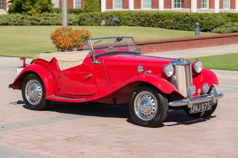 1951 MG TD for sale in Collierville, TN