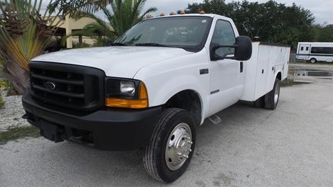 2001 Ford F-450 for sale in Fort Myers, FL
