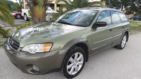 2006 Subaru Outback for sale in Fort Myers, FL