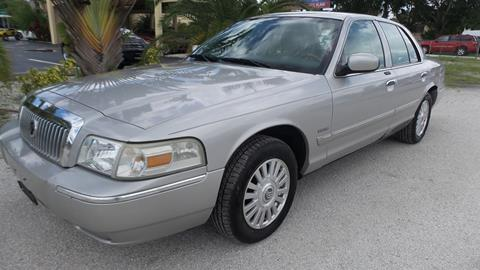 2006 Mercury Grand Marquis for sale in Fort Myers, FL