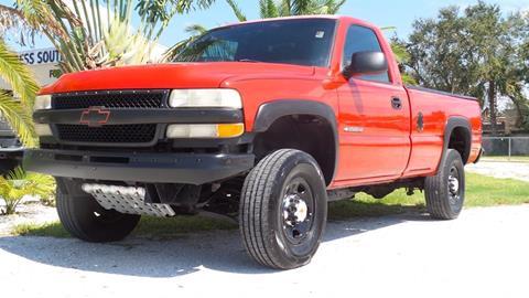 2001 Chevrolet Silverado 2500HD for sale in Fort Myers, FL