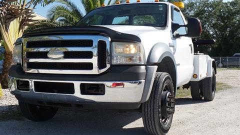 2007 Ford F-450 Super Duty for sale in Fort Myers, FL