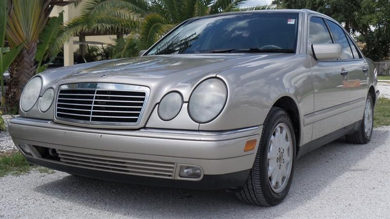 1999 Mercedes Benz E Class E 320 4dr Sedan   Fort Myers FL