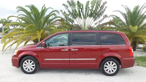 2011 Chrysler Town and Country for sale in Fort Myers, FL