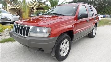 2002 Jeep Grand Cherokee for sale in Fort Myers, FL