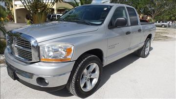2006 Dodge Ram Pickup 1500 for sale in Fort Myers, FL