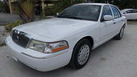 2003 Mercury Grand Marquis for sale in Fort Myers, FL