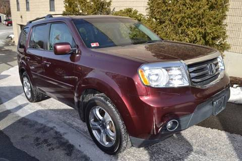 2012 Honda Pilot for sale in Cumberland, RI