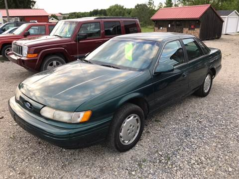 1995 Ford Taurus for sale at Simon Automotive in East Palestine OH
