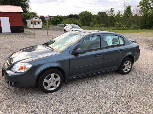 2005 Chevrolet Cobalt for sale at Simon Automotive in East Palestine OH