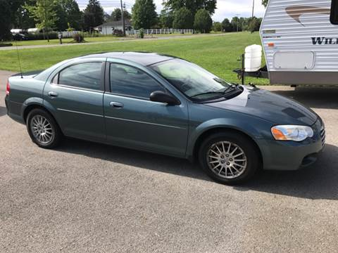 2006 Chrysler Sebring for sale at Simon Automotive in East Palestine OH