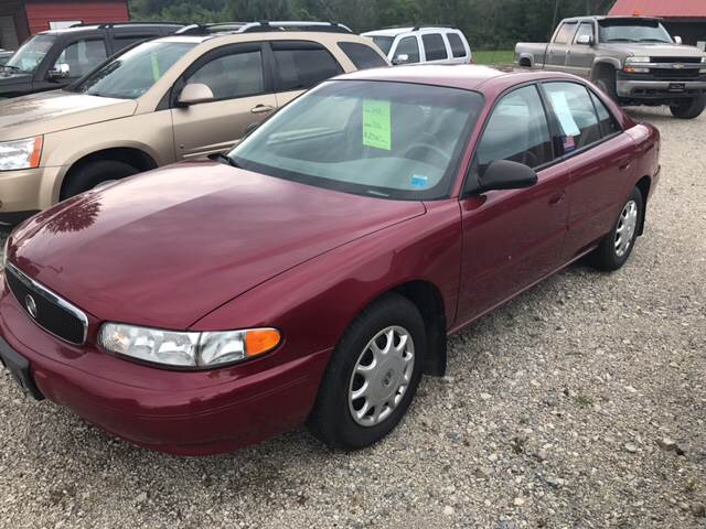 2003 Buick Century for sale at Simon Automotive in East Palestine OH