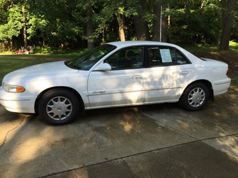 2000 Buick Century for sale at Simon Automotive in East Palestine OH