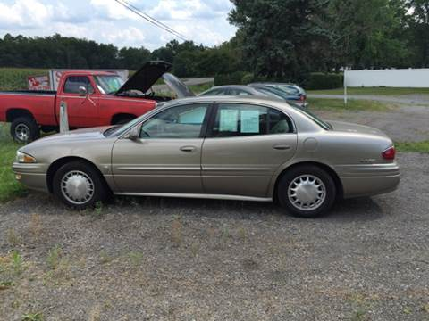 2002 Buick LeSabre for sale at Simon Automotive in East Palestine OH